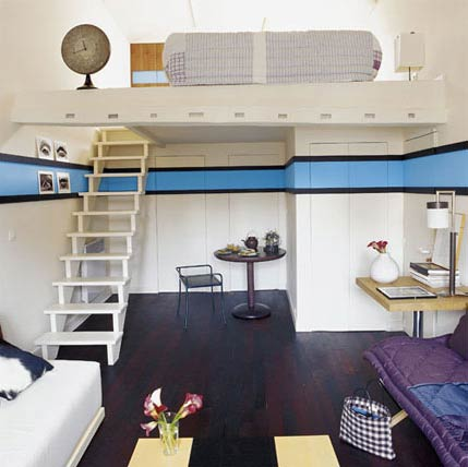 Studio Apartment Decorating Tips All About Interiors