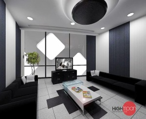 Design all about interiors for It company interior