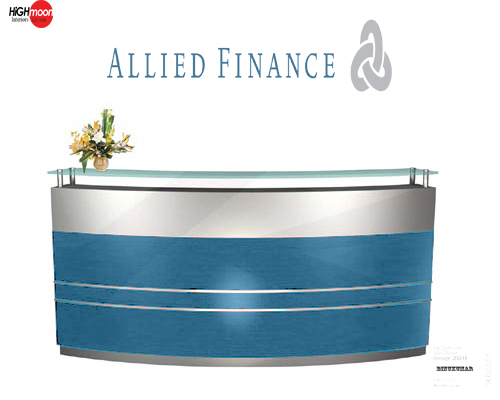 Modern reception desk - Reception Table Designs For Office Interiors All About